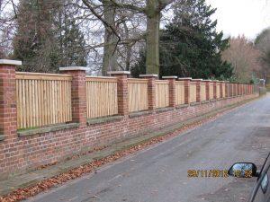 Gartenmauern Baubetrieb Kiltsch - Friedhofsmauer