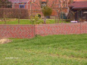 Gartenmauern Baubetrieb Kiltsch