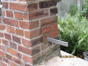 Gartenmauern Baubetrieb Kiltsch - Mauersanierung