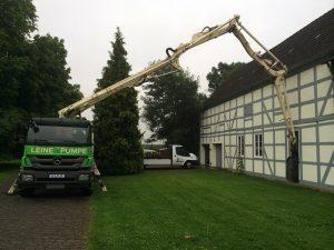 Betonarbeiten Baubetrieb Kiltsch